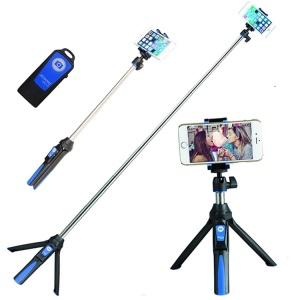 Gậy selfie Benro MK10 (bluetooth kết hợp tripod )